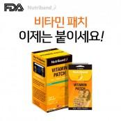 뉴트리밴드 비타민패치 (30매)